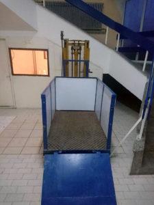 Pristupačnost za sve: Lift-rampa