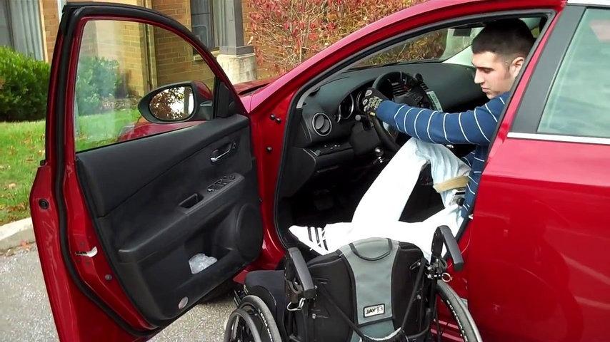 Vi ste osoba s invaliditetom i želite voziti automobil?
