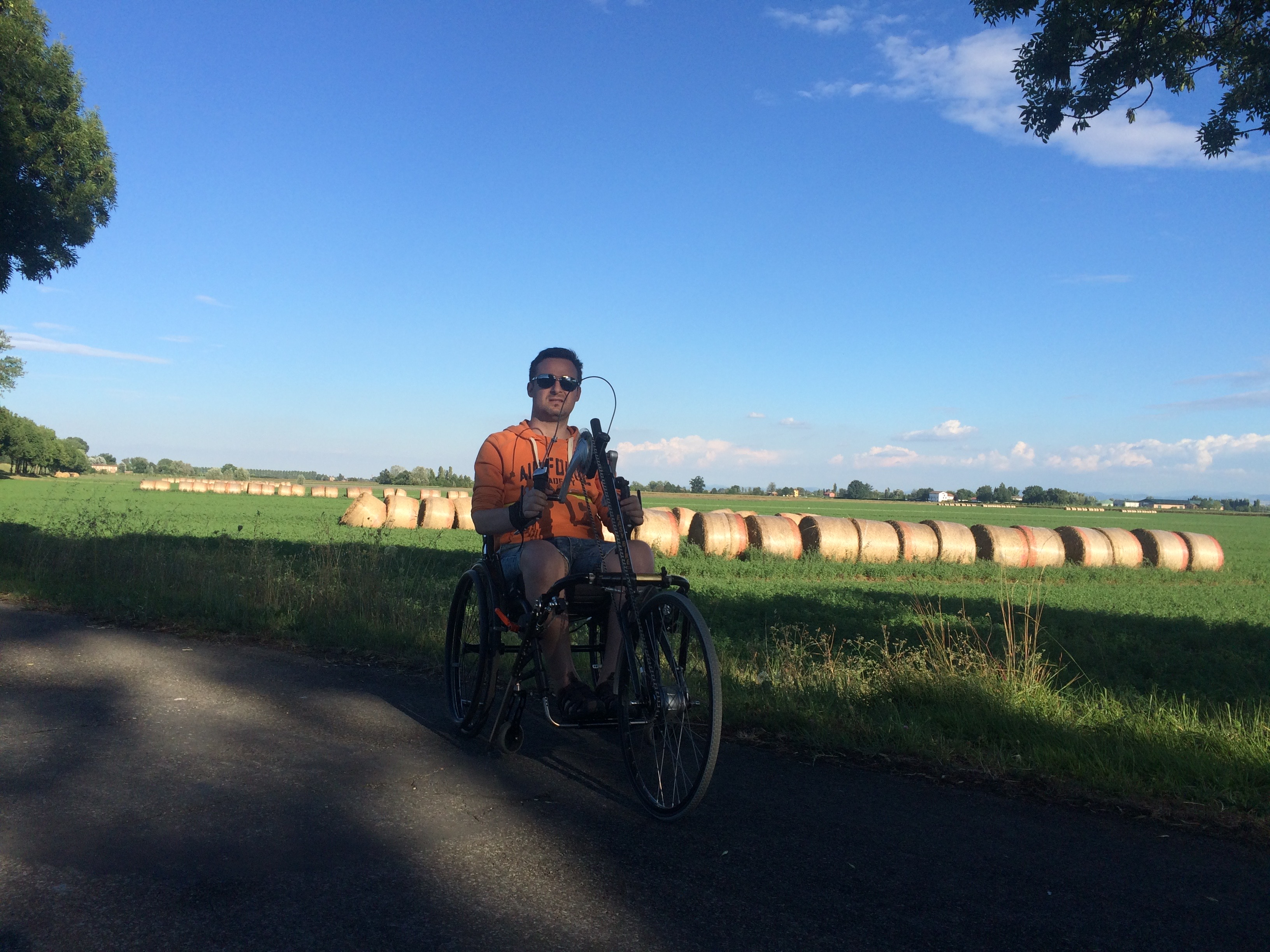 Ručni bicikli OFFCARR EASYBIKE